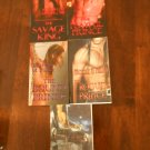 LORDS OF THE VAR SERIES ROMANCE BUNDLE, BKS. 1 TO 5 by Michelle M. Pillow
