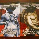 WILDCAT (WILD, BK. 2) & WILDCARD (WILD, BK. 3)  by Cheyenne McCray