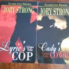 CRIME TELLS SERIES, BKS. 1 & 2 by Jory Strong