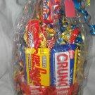 Handmade Candy Bar Cake Crunch Free Shipping