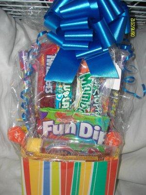 Handmade Candy Bar Cake LG Mixed Box Free Shipping