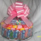 Handmade Candy Bar Cake Lifesaver Free Shipping