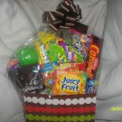 Handmade Candy Bar Cake Spoted Free Shipping