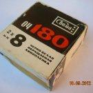 Soviet Mega Rare SVEMA B@W Reversible 2x8mm Film Roll  Roll