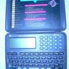 OREGON SCIENTIFIC EX-1201M-96 DATABASE ORGANISER HI-GLO LIT 96KB