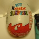 Kinder Surprise Children's Favorite Milk Chocolate Egg with Toy Inside 20g