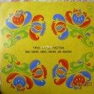 тріо бандуристок  Famous Ukrainian Folk Trio Extremely Rare LP