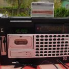 Vintage Soviet Russian  USSR Boombox Bolide VEF SIGMA 260
