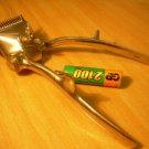 Vintage Russian Soviet  USSR Mechanical Metal Hair Clipper Cutter Machine 1970