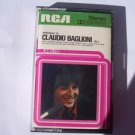 Vintage Extremely Rare CLAUDIO BAGLIONI Vol.3  Cassette From 1978