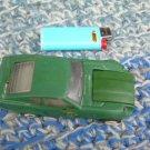 VINTAGE RUSSIAN SOVIET USSR VINTAGE MONZA CAR TOY PLASTIC