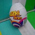 8 Pcs. Ana Zoo chocolate candy egg shape \ something inside