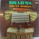 Vintage Yan Hora  Plays Brahms Organ Works Supraphon 10 1948-1 111 LP From 1976