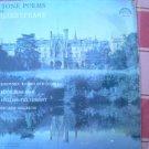 Vintage Berlioz Sibelius Tchaikovsky Supraphon SUA 10538 LP About 1965
