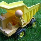 Vintage Soviet Russian USSR Plastic Rugged Huge Truck About 1978