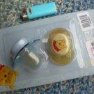 Disney Baby Latex Sleeping Pacifiers Orthodontic Set Made In Germany  1999