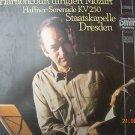 Vintage Soviet DDR GDR W. A. Mozart N. Hamoncourt  ETERNA LP 7 29 003