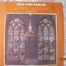 Vintage Soviet Russian Ussr A.Vivaldi Gadalaiki Lisitsina Melodya LP C10-18787