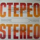 Vintage Soviet Russian Ussr L. Royzman Organ Works Melodya LP  33CM-04059