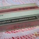 Vintage Soviet Russian Made IN USSR Svema MK-60-5 Cassette  2x30 min 1990