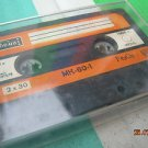 Vintage Soviet Russian USSR  SVEMA MK-60-1 Cassette  2x30 min 1986