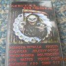 Metal From Russia 1995 Cassette Russian  Release Russia