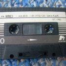 Vintage Soviet Russian Made IN USSR Kontak  MK-60-5 Cassette  2x30 min 1990 No.2