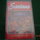 Santana  Supernatural  Cassette , Russian Press
