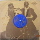 Rare Vintage Soviet Ussr Russian Voronezh People Chorus Shellac LP Riga Factory