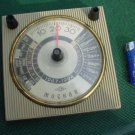VINTAGE Soviet Russian USSR  Thermometer Calendar Pen Holder MOSCOW About 1967