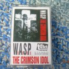 WASP The Crimson Idol  Cassette Polish Release Made In Poland