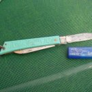 Rare Vintage Russian Soviet Ussr Folding Knife No.3 About 1970