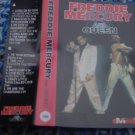 Freddie Mercury & Queen  Cassette  Polish Poland Press