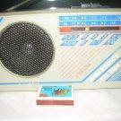 Vintage Soviet Russian Portable Transistor Radio LW AM SW UKW ALPINIST RP 224