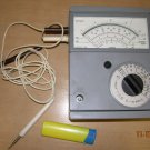 Vintage Soviet Russian Ussr Combined Electrical Analogue Instrument 43102