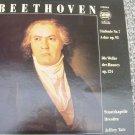 Vintage GDR East Germany Beethoven  Symphony No.7  Dresden Orchestra Eterna  LP