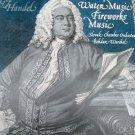 Vintage Czeckoslovakia G. F.  Handel Slovak Chamber Orchestra LP Opus B. Warchal