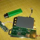 MICRON TRANSPORT ZX TOUCHPAD LED BOARD ASSEMBLY WITH CABLES