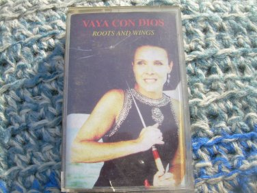 Vaya Con Dios Roots And Wings Cassette Polish Release Made In Poland