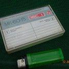 Vintage Soviet Russian Made IN USSR Slavich  MK-60-15 Cassette  2x30 min 1990