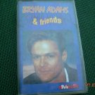Bryan Adams And Friends Polish Release Cassette Made In Poland