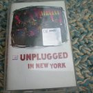 Nirvana MTV Unplugged In New York Cassette Polish Release Made In Poland