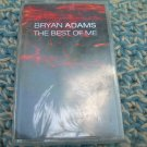 Bryan Adams The Best of Me Audio Cassette  Made In Poland Polish Press