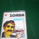 Zorba Greek Music Of Theodorakis Cassette Made In Greece 1982