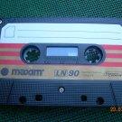 Rare Vintage MAXIM LN 90 Cassette