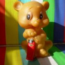 Vintage Russian Soviet Rubber Toy Mishka About  1970