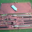 Vintage Russian Soviet Ussr Precision Engineering Drafting Tool Set НЧК-14-1-01
