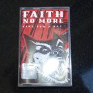 FAITH NO MORE KING FOR A DAY  MADE IN POLAND CASSETTE
