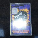 KISS YOU WANTED THE BEST, YOU GOT THE BEST !!  MADE IN POLAND CASSETTE