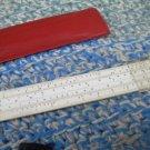 Vintage Soviet Russian Ussr Portable Pocket Logarithmic Sliding Rule 1972 + Case